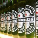 Реклама пива Heiniken