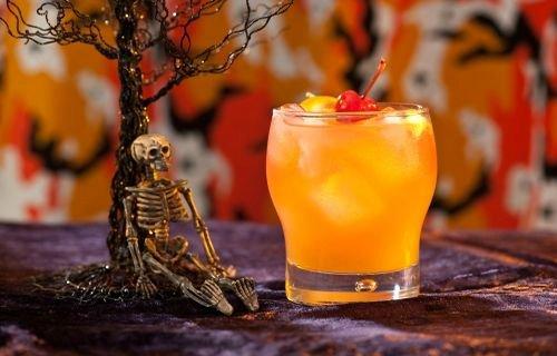 Зомби - мистический коктейль
