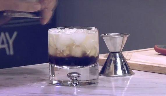 Белый русский – коктейль сливочной нежности