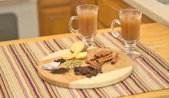 Чай масала - индийский напиток