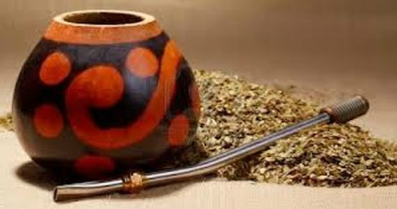 Чай матэ - напиток настоящего индейца