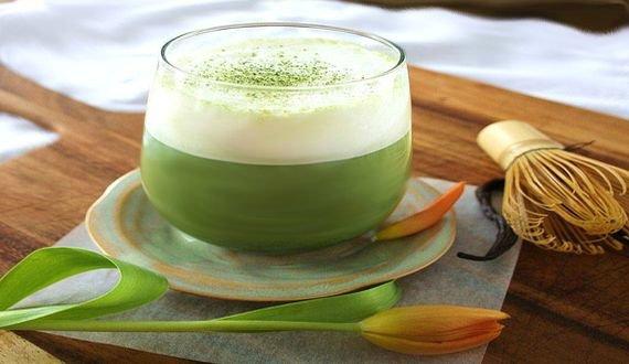 Чай матча - нефритовый напиток