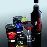 Самые популярные коктейли с черной водкой