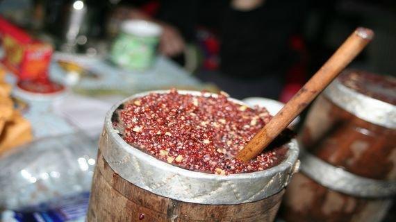 Тонгба - напиток для йети