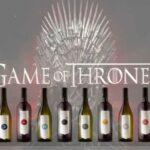 Вино к сериалу Игры престолов