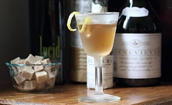 Женевер – голландский джин