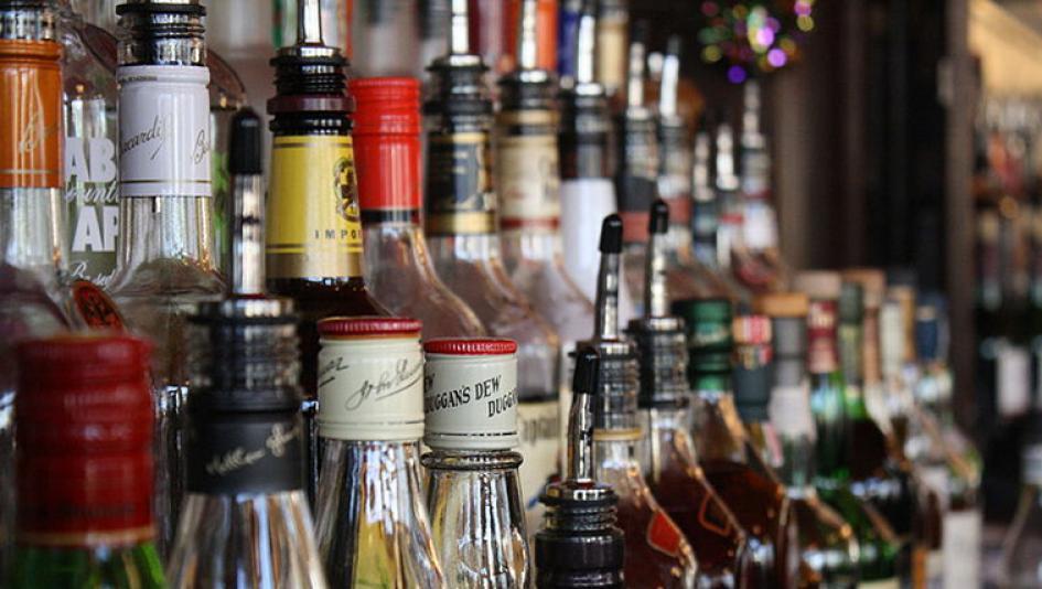 Напитки для домашнего бара