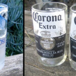 Стаканы из бутылок