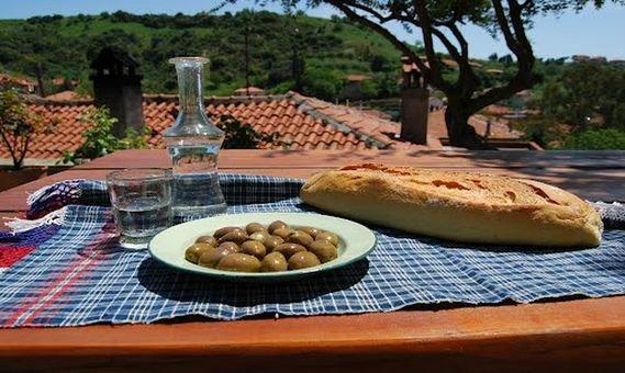 Ципуро - греческая водка