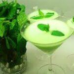 Коктейль Кузнечик – не только зелененький он был