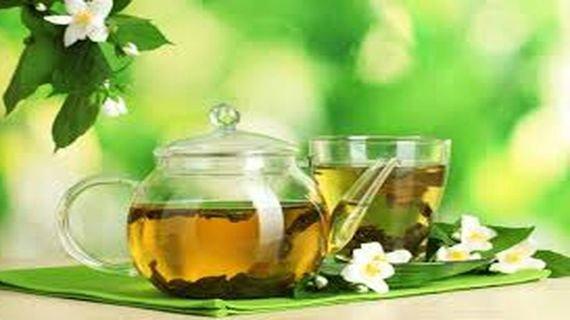Зеленый чай - напиток богов
