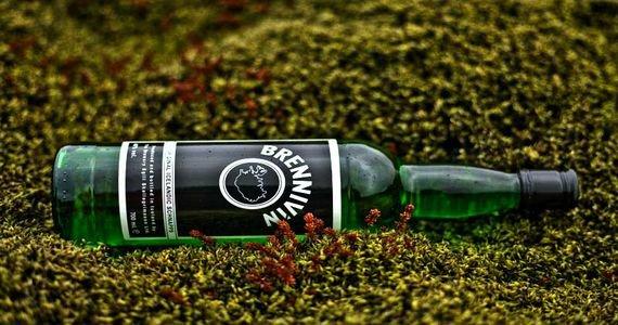 Бреннивин - напиток, помеченный «смертью»