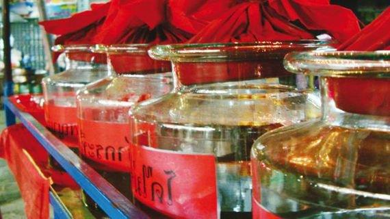 Ханшин - китайская пшеничная водка