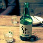 Соджу – национальный напиток Кореи
