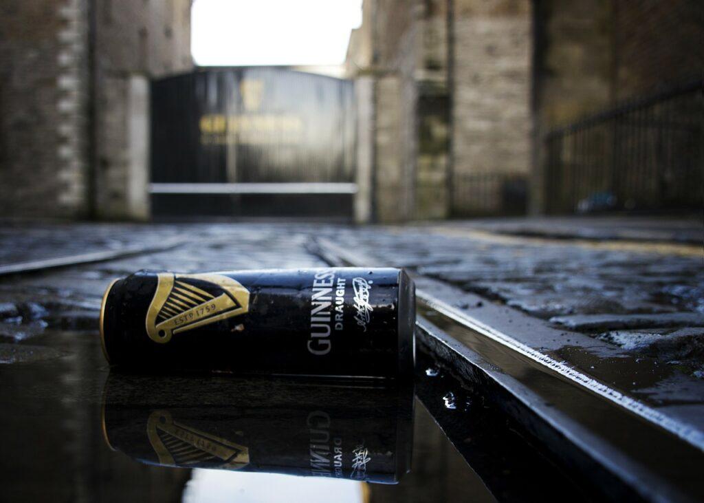 История Guinness 2